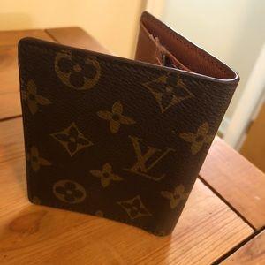 *Vintage* LV Bifold Wallet
